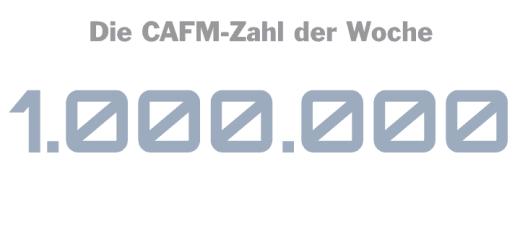 Die CAFM-Zahl der Woche ist die 1.000.000 – so viele Wörter will der Dienst DeepL in einer Sekunde übersetzen können