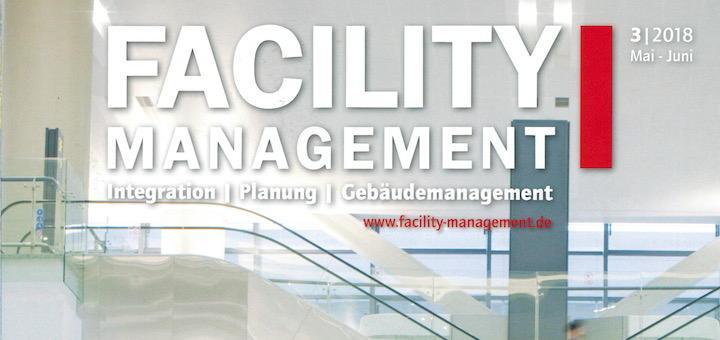 Die CAFM-Einführung beim Deutschen Wetterdienst ist ein Thema der aktuellen Facility Management Ausgabe