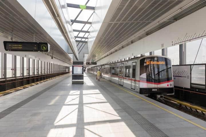 Drei U-Bahn-Stationen haben die Wiener Linien in einem Pilotprojekt für ihre BIM- und CAFM-Ziele  lasergestützt vermessen lassen