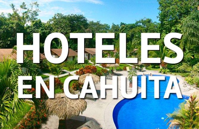 Hoteles en Cahuita
