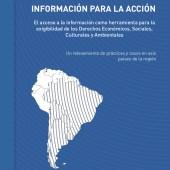 Informe Información para la acción COMPLETO 2015