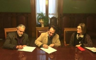 Convenio entre CAinfo y Facultad de Derecho