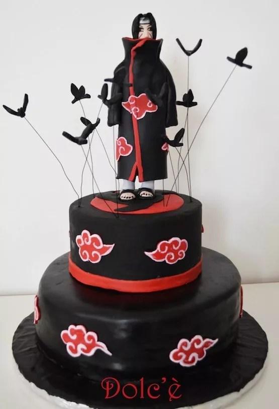 Inuyasha Birthday Cake