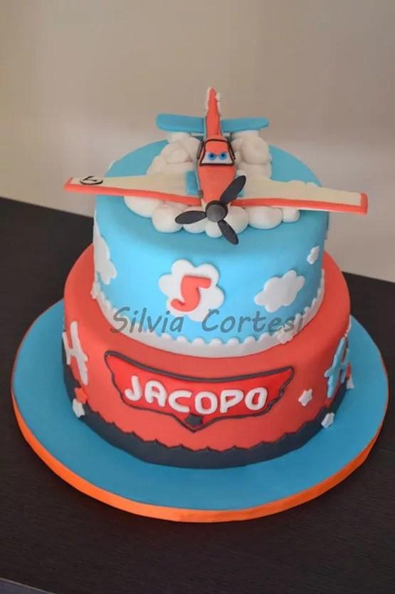 Torte Cake Design Torino : Torte con Dusty di Planes - Cakemania, dolci e cake design
