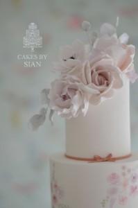 Lavender blush flowers