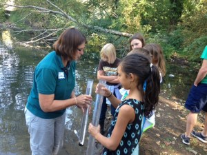 Oregon Youth Watershed Council program