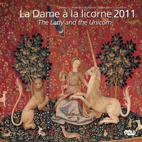 lady-unicorn-museum-art-calendar
