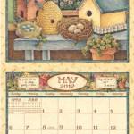 lisa-blowers-faithful-moments-bible-calendar-2012