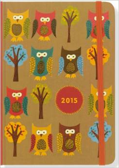 Cute stylish day planners 2016
