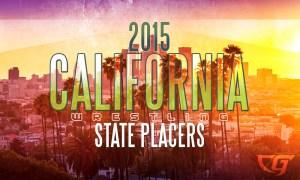 CIF State California High School Wrestling 2015