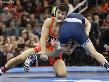 2016 NCAA Division I Championships – California Wrestlers