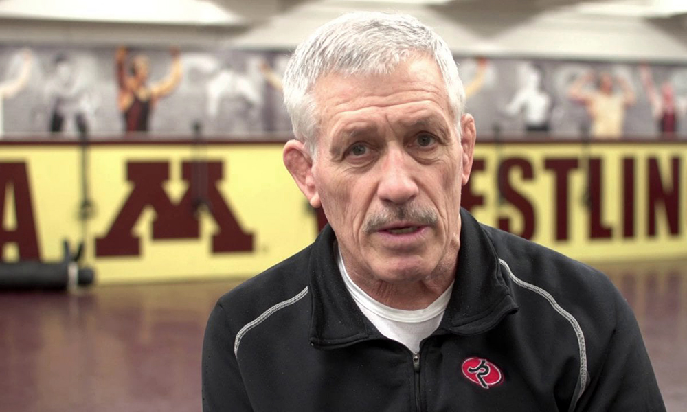 J Robinson - University of Minnesota Head Coach