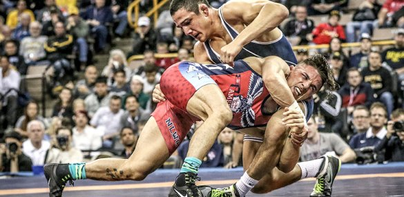 2016 Olympic Wrestling Schedule