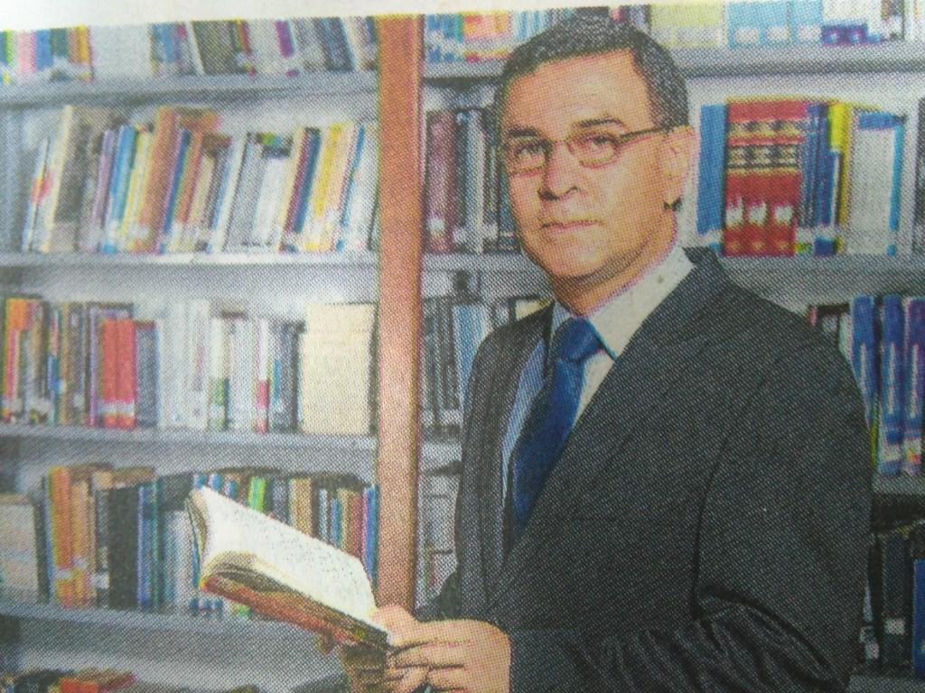 Foto tomada del periódico