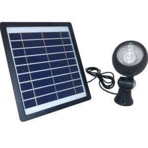 Ogrodowa Latarnia Solarna LED wbijana