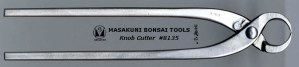 masakuni 8135 bonsai-knob cutter stainless