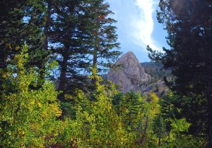Mammoth Rock Trail (9/13/14) Alicia Vennos/Mono County Tourism