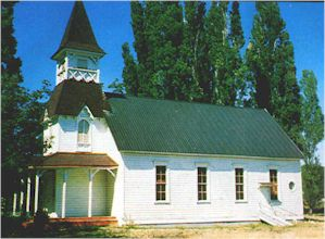 Towns of Modoc County, California