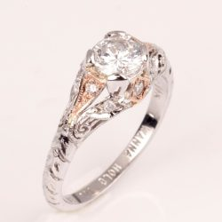Small Of Engagement Ring Styles