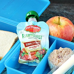 Del Monte Fruit Burst Squeezers + WalMart Offer