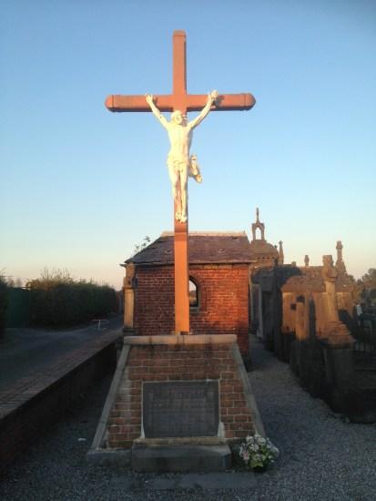 Autre calvaire dans le cimetière