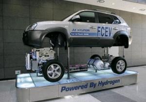 Hyundai-Hydrogen-powered-Car