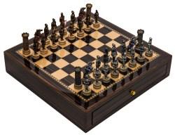 Salient Medieval Chessmen Chess Board Case Medieval Chessmen Chess Board Case Medieval Figurine Medieval Chess Set Ms Medieval Chess Set Australia
