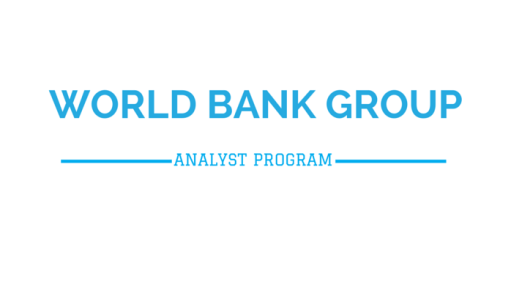 WorldBank Analyst Group