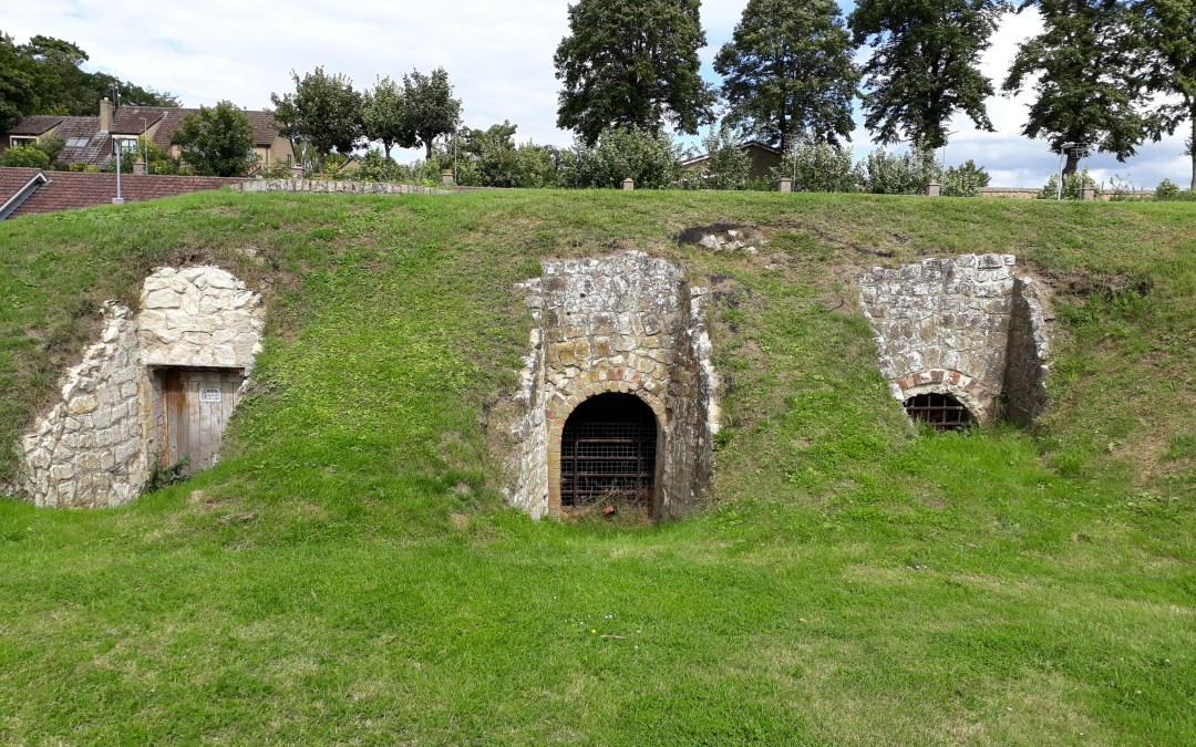 Lime kilns at Isleham