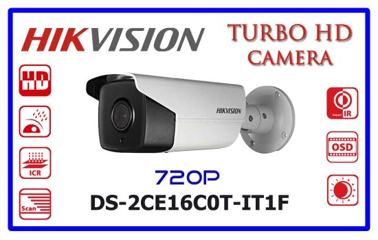 DS-2CE16C0T-IT1F - Hikvision Turbo HD Camera