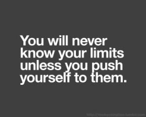 crossfit limits