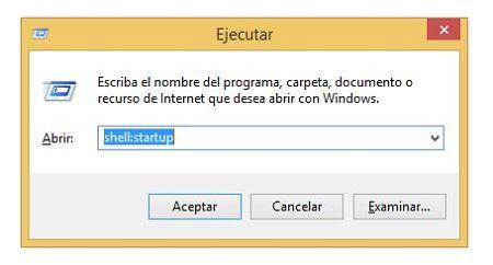 Como acceder a la carpeta inicio windows 8