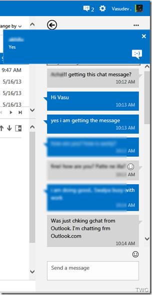 Configurando Chat en Outlook.com 6