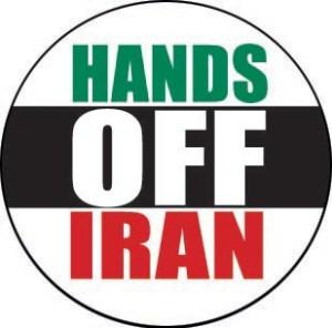 Hands off Iran