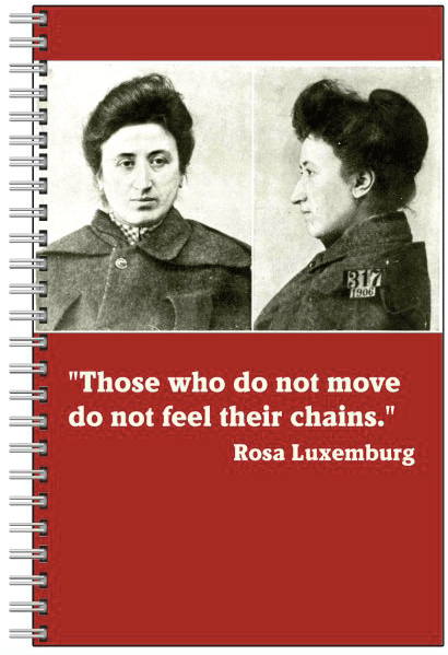 Luxemburg notebook