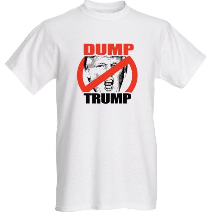 Dump Trump shirt