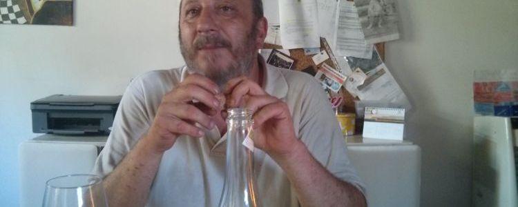 Pasquale Mitrano, vigneron a Torchiara (SA) - Azienda Agricola Casebianche