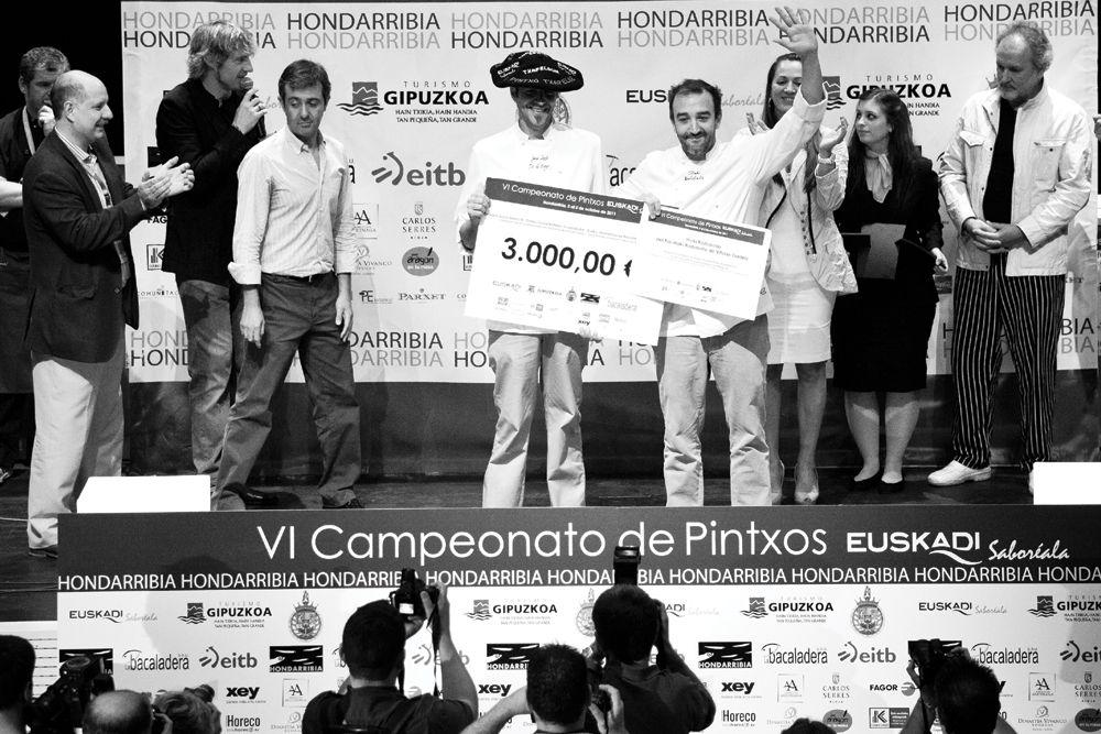 Iñaki Rodaballo fue el campeón 2011