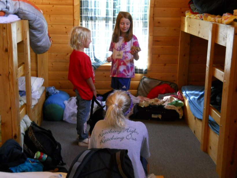 canyon creek summer camp cabins find your world