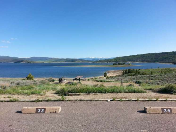 Stillwater Campground Near Granby And Grand Lake Colorado Co