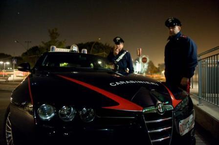 Bagnoli task force dei Carabinieri: rinvenute due pistole e un giubotto antiproiettile!
