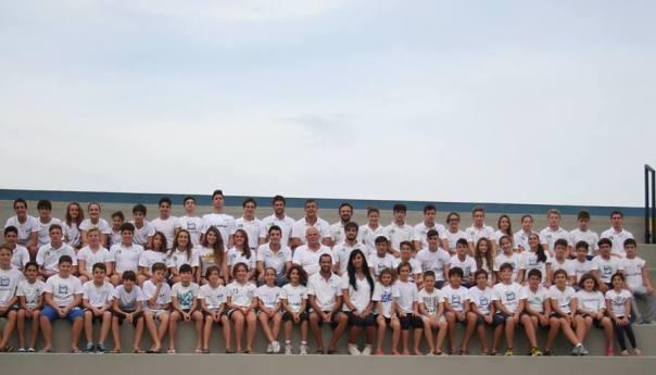 Internazionali di nuoto di Taranto: tutti i piazzamenti degli atleti del Flegreo