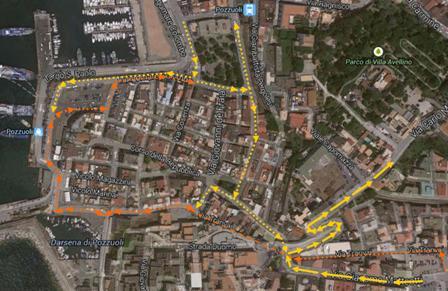 Centro storico, i lavori di riqualificazione Piu Europa partono lunedì 31 marzo