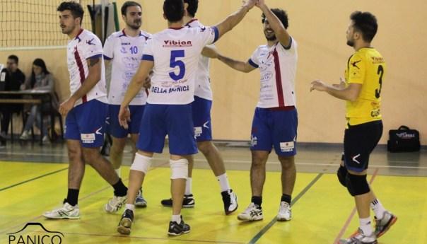 Pozzuoli Volley, 3-0 al Battipaglia: il sogno play off continua!