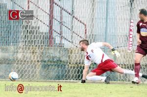 Il goal di Coccia che ha deciso la partita