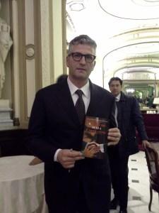 Claudio Mazzarese Fardella Mungivera autore del libro