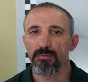 Alberto Verde, il latitante catturato stamattina dalla squadra mobile di Caserta a Pozzuoli