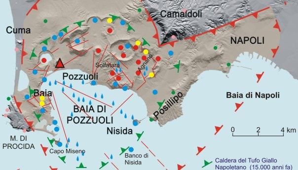 Campi Flegrei e Vesuvio, rischio ed emergenza: in arrivo un nuovo Piano-2
