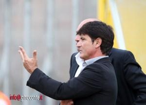 Il trainer Ciro Muro