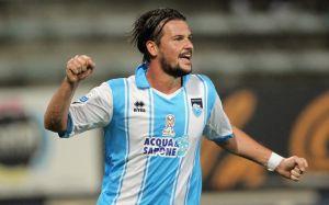 Riccardo Maniero attaccante del Pescara